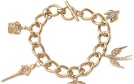 Wonderland Charm Bracelet - $49