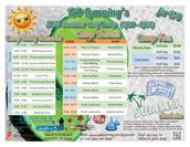 Summer Camp (Anaheim) 6/20 - 8/26