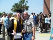 USC graduation!