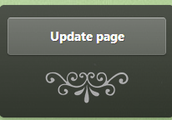 """Click """"Update page"""" or """"Publish"""""""