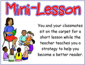 Mini Lesson - Teach Strategy