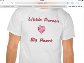 Little person big heart