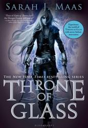Throne of Glass Series by: Sarah J. Maas