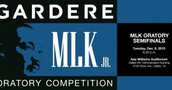 MLK Gardere Oratory Competition