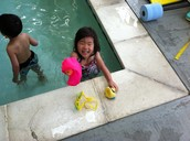 Swimming Every Day