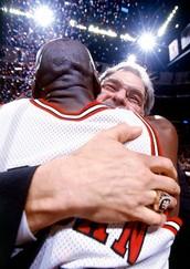 7. Coach Phil Jackson