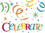 Celebrate Good Times . . . !!!