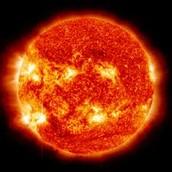 Keeps the sun burning