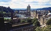 The city of Edinburg