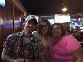 Mike, Janice, Nikki