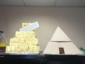 Table Top Pyramids