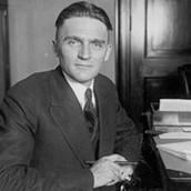 Senator Gerlad Nye