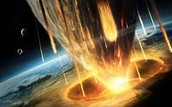 Large Meteor impact
