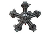 Air-cooled Radial Engine