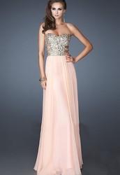 tenemos el vestido asombroso como éste