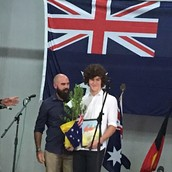 Australia Day Awards - Junior Student of the Year