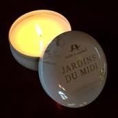 Jardins Du Midi Travel Candle