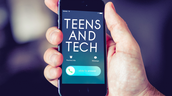 Teens and Tech Seminar for Parents, Wednesday, April 6, 6:30-7:30pm