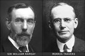 Sir William Ramsay and Morris Travers