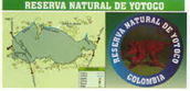 information of the location and the animals you can observe here