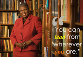 Featuring Dr. Rhea Brown Lawson, Director of the Houston Public Library