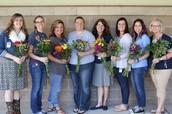 Eagle Pride Grant Recipients