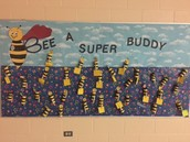 Bee A Super Buddy - ask your child about it!!
