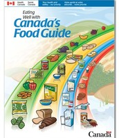 Guide alimentaire canadiene