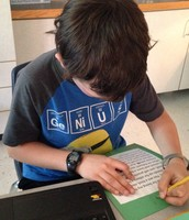 Andrew writes a letter to a fellow mover!
