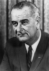 A summary of Lyndon B. Johnson's life