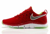 """Nike trainers 5.0 """"Apple Red"""""""
