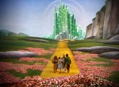 The town of Oz