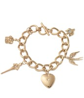 Wonderland Charm Bracelet $35