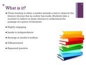 Close Reading PPT Slide 2