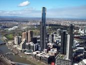 Melbourne eureka building