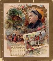 Stowe Calendar Page