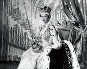 1952 Coronation of Elizabeth