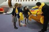 Flight Attendants and Emergency.