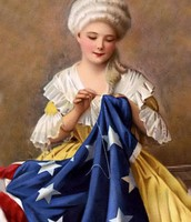 Elizabeth Griscom or better known as Betsy Ross