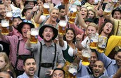 Come to Germany for Oktoberfest