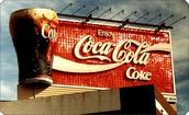 Coca Cola Bilboard