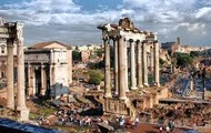 The Ruins of Old Rome