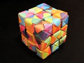 An Origami Cube