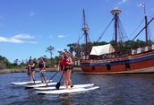 Stand Up Paddleboard Lessons