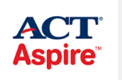 ACT Aspire Assessments - Almost Complete!!