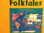 Exploring Folktales from Around the World in Second Grade