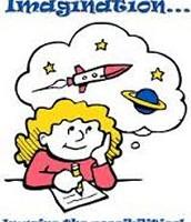imagination is wonderful!