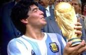 equipo internacional de Argentina