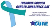 Fredonia Soccer Cancer Awareness Day