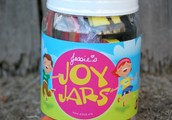 Making Joy Jars